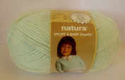 Baby Green Natura Sport and Baby Sayelle Knitting and Crochet Yarn