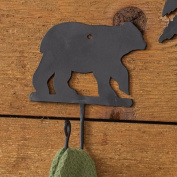 Bear Iron Hook - Lodge Decor