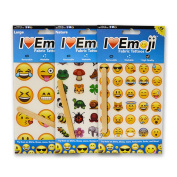 Emoji Clothing Tattoo Variety Pack