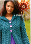 Mirasol Kutama Book 23 - Jane Ellison Knitting Pattern Book