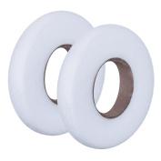 Outus Fabric Fusing Tape Adhesive Hem Tape Iron-on Tape 27 Yards 2 Pack