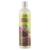 GroHealthy Shea & Coconut Moisturising Shampoo (350ml) by Grohealthy Shea & Coconut