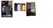 Fantasy Makers Makeup Kits- Pow Pop Diva- Glitter Kit & Painter's Palette Stencil