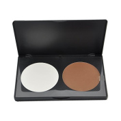 Camouflage Concealer Kit - BLUETTEK Professional Face Cream face Powder Blusher Blush Makeup Cosmetic Palette Set