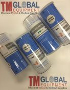 400 x Eyelash Extension Lint Free Micro applicators , Dental Disposable Micro brushes Bendable