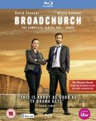 Broadchurch [Region B] [Blu-ray]