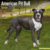 American Pit Bull Terrier Calendar 2018