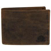 Greenburry Vintage 1705B Men's Leather Purse/Wallet/Purse, brown (brown) - 1705