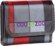 Coocazoo Coin Purse , Red District (Multicolour) - 129162