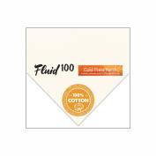 Fluid 100 Watercolour Cp 140kg 22X30 Sht 10/Pk