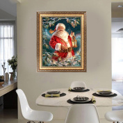 Doober 5d Christmas Diamond Embroidery Diamond DIY Painting Cross Stitch Home Decor
