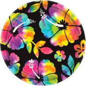 Tropical Neon 18cm Paper Plates