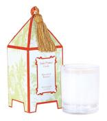 Seda France Classic Toile Mini Pagoda Box Candle, Malaysian, 60ml