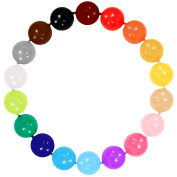 50 PC 30cm Assorted colour Linkable Balloon for Party decoration, and garland