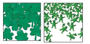 St. Patrick's Day Confetti Assortment~Leprechauns and Shamrocks~Party Supplies~Table Decor