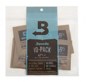 Boveda 62% RH 2-Way Humidity Control, 4 gramme - 10 Pack