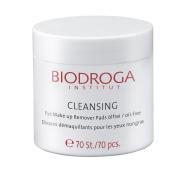 Biodroga Institut Cleansing Line Eye Make Up Remover Oil Free Pads