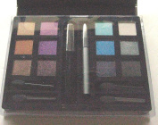 Profusion City Light Professional 12 Eyeshadow Palette
