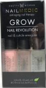 Pretty Woman NAIL MEDIC Nail GROW Nail & Cuticle Energizer With Biotin & Eucalyptus Oil