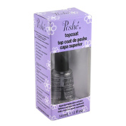 Poshe Super Fast Drying Shine and Gloss Top Coat - 15ml