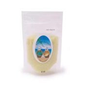 Still Water Massage Company 120ml White Tea & Ginger Dead Sea Bath Salt Pouch - Made in the USA - Proudly Made in Ogallala, Nebraska