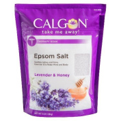 Calgon Therapy Soak Lavender Honey Epsom Salt - 3... TRG