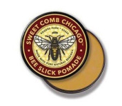 Sweet Comb Chicago Bee Slick Pomade
