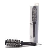 Albee Virtuosa Silver Shine Styling Brush, Black, 3.2cm , 0.1kg