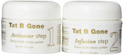 Tat B Gone Tattoo Removal System 6 Month Supply
