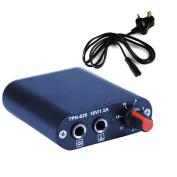 Fashionzone 1pcs Mini Professional Motor Tattoo Power for Rotary Coil Machine Gun Food Tool Supply Kit Power Box Accesory Plug