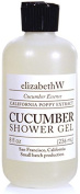 elizabethW Cucumber Shower Gel - 240mls