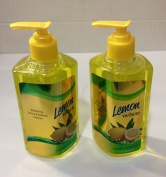 2pck - Lemon Verbena Luxury Hand Soap 500ml