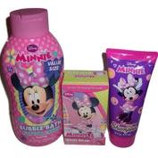 Minnie Mouse Bath Bundle