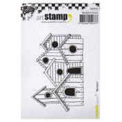 Carabelle Studio SA70131 A7 Cling Stamp - Nichoirs
