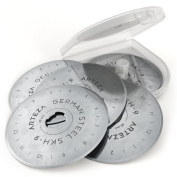 Arteza 45mm Quilting Rotary Cutter Replacement Blades,