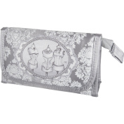 Mathilde M - Cosmetic Case Make up Bag With Mirror