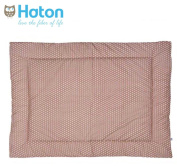 HATON Sam Taupe * * Play Mat/Play Mat/Blanket with Soft Padding for Exercise Play Floor etc.