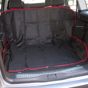 Ardisle Car Boot Liner Protector Waterproof Seat Heavy Duty Pet Dog Cat Mat Hammock Dirt