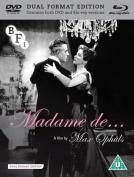 Madame De... [Region B] [Blu-ray]