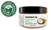 Quane Cosmetics Organic Coconut Oil for Soft , Moisturised Skin & Hair 120ml