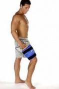 "Elasto Gel Hot/Cold Therapy Wrap 23cm x 24"" by Elasto Gel"