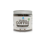 Pursonic 100% Natural Arabica Coffee Scrub, 410ml