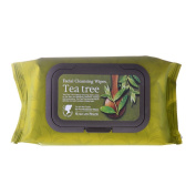 Morgan Miller Facial Cleansing Wipes Tea Tree