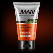 BIOAQUA Men Hydra Pure Matte Cleansing Face Wash Sebum control Moisturising Tube