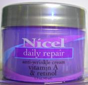 Nicel Daily Repair Vitamin A & Retinol Anti-wrinkle Cream 1.5 Oz 45 ml