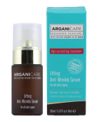 Arganicare Lifting Anti-Wrinkle Serum with Certified Organic Argan Oil Anti-Ageing for mature skin