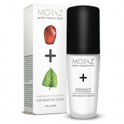 Moraz Herbal Natural Skin Booster Serum with Pomegranate Oil, Polygonum, Myrtle and Wormwood extracts enriched with Vitamin E for all skin types