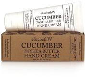 elizabethW Cucumber Hand Cream - 100mls