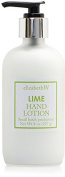 elizabethW Lime Hand Lotion - 240mls