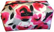 Kate Spade Medium Davie Shore Street Floral Cosmetic Make-up Travel Bag Case